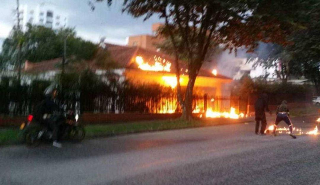 Nuevas capturas de estudiantes de la UTP señalados de actos vandálicos - Caracol Radio