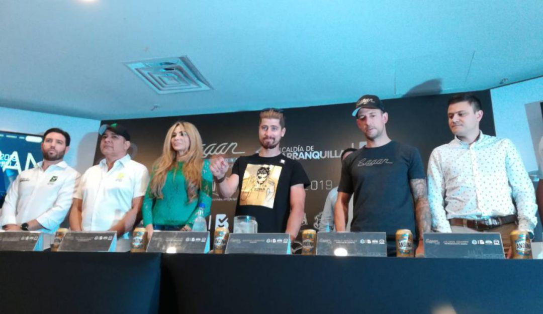 Los cierres en vías de Barranquilla por la carrera con Peter Sagan - Caracol Radio