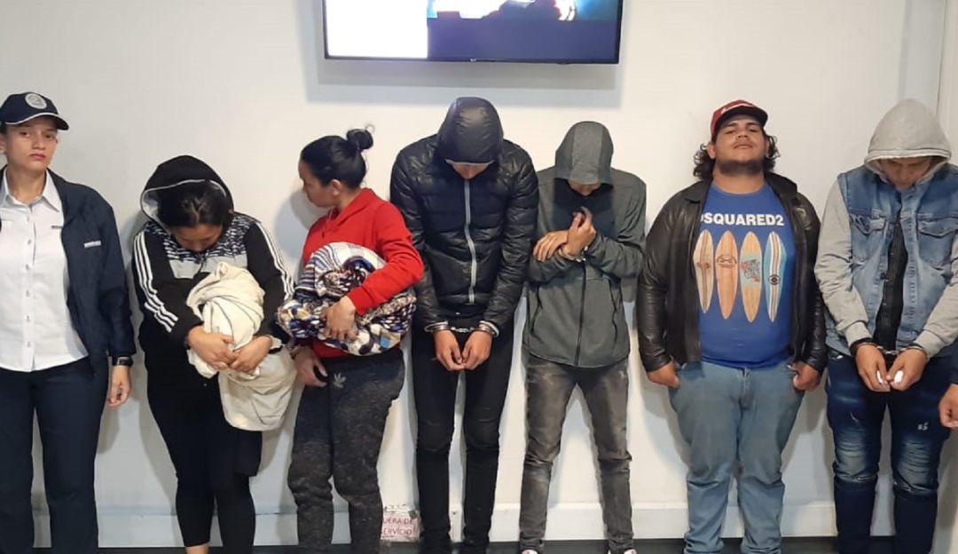Expulsados seis venezolanos por supuestas actividades contra orden público - Caracol Radio