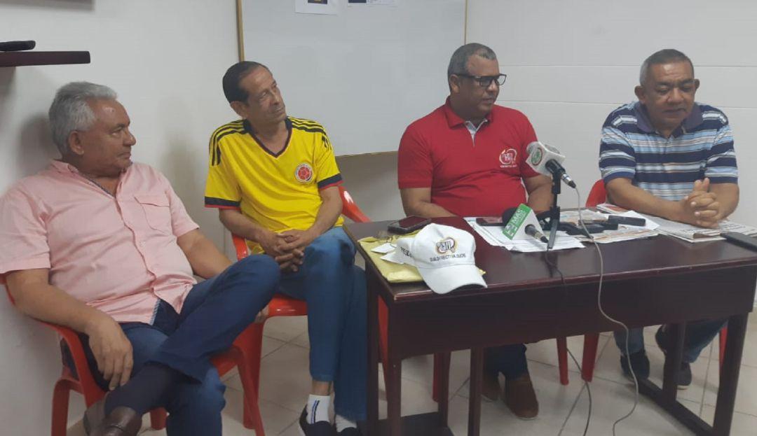 Trabajadores y gremios conforman comando unificado de paro en Sucre - Caracol Radio