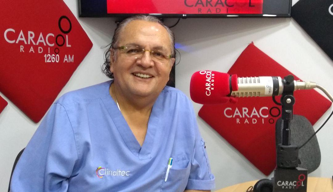 Ramón Amaya: El médico que enfrenta el cáncer - Caracol Radio