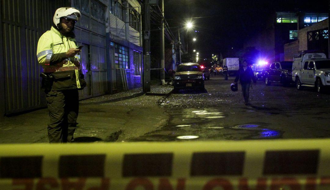 Asesinan Policía en el Tolima - Caracol Radio
