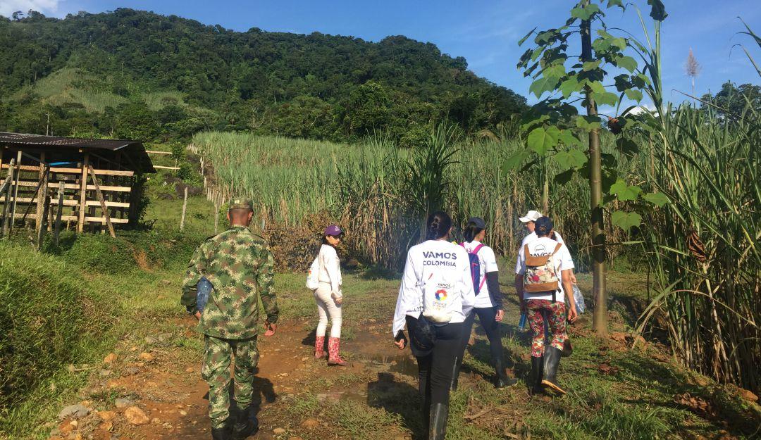 ONU advierte sobre desplazamiento masivo en San José de Uré - Caracol Radio