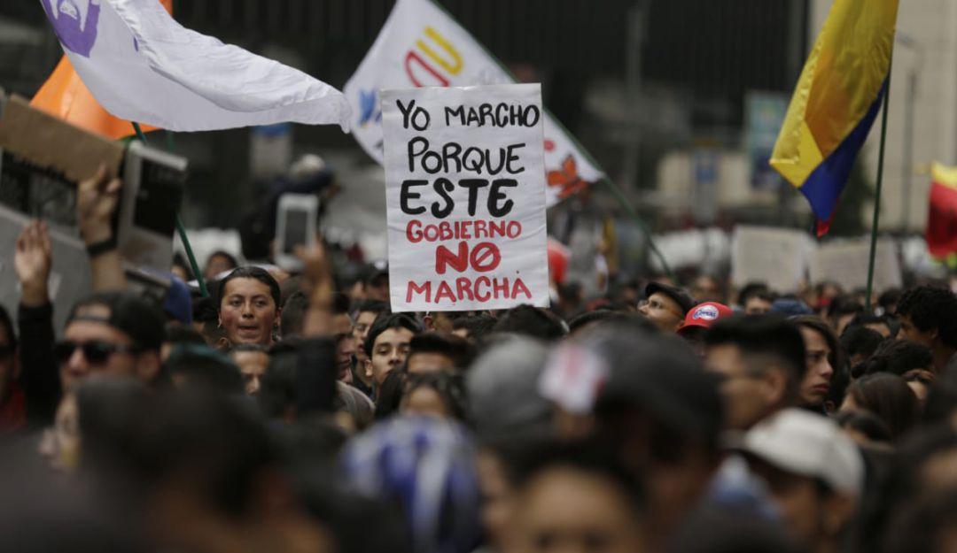 Marcha 21 de noviembre del 2019: Policía:Bogotá, Cali y Tunja las ciudades  más afectadas por actos violentos | Judicial | Caracol Radio