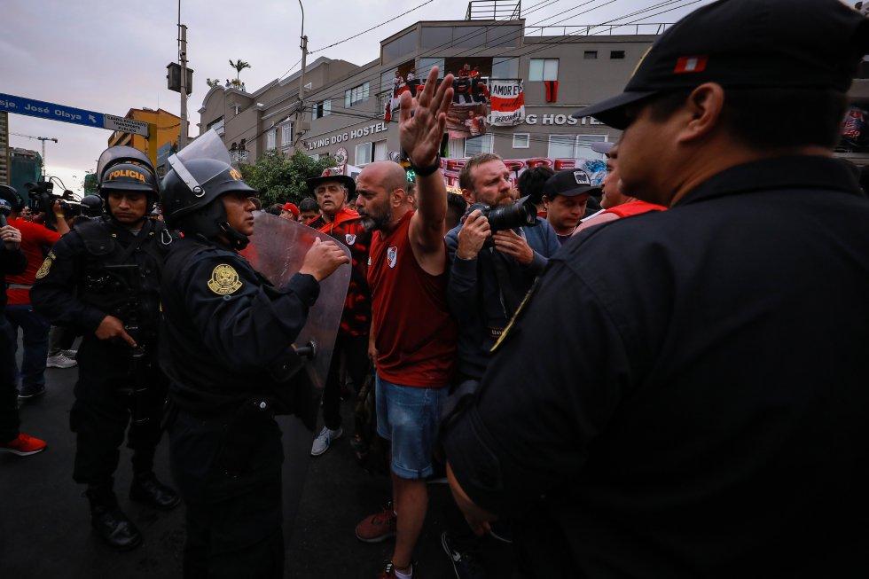River Plate Vs Flamengo Perú Conmebol: ¡Pura pasión! Así viven los hinchas la final de la Copa Libertadores