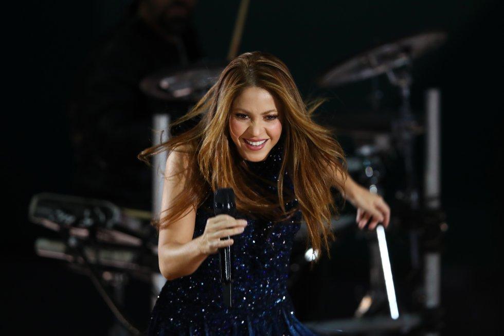 Tenis España Vs Canadá: ¡Talento colombiano! Shakira brilla en el cierre de la Copa Davis
