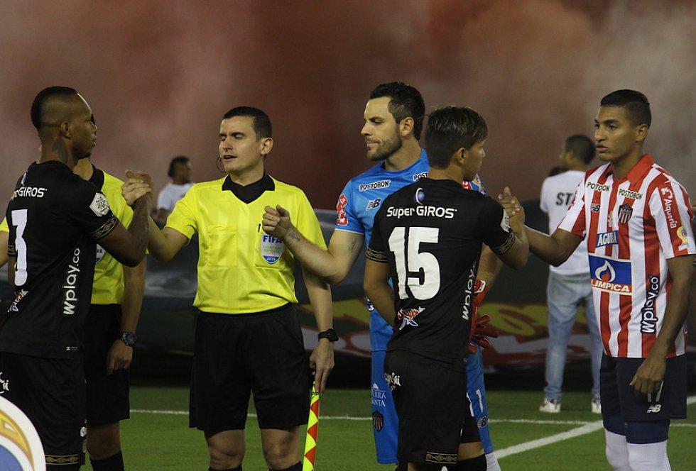 Final Liga Águila Junior 0-0 América de Cali FPC: Las mejores imágenes de la final de la Liga Águila en Barranquilla
