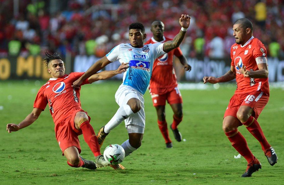 Fotogalería final América Junior Liga Águila: Las mejores imágenes del título del América de Cali