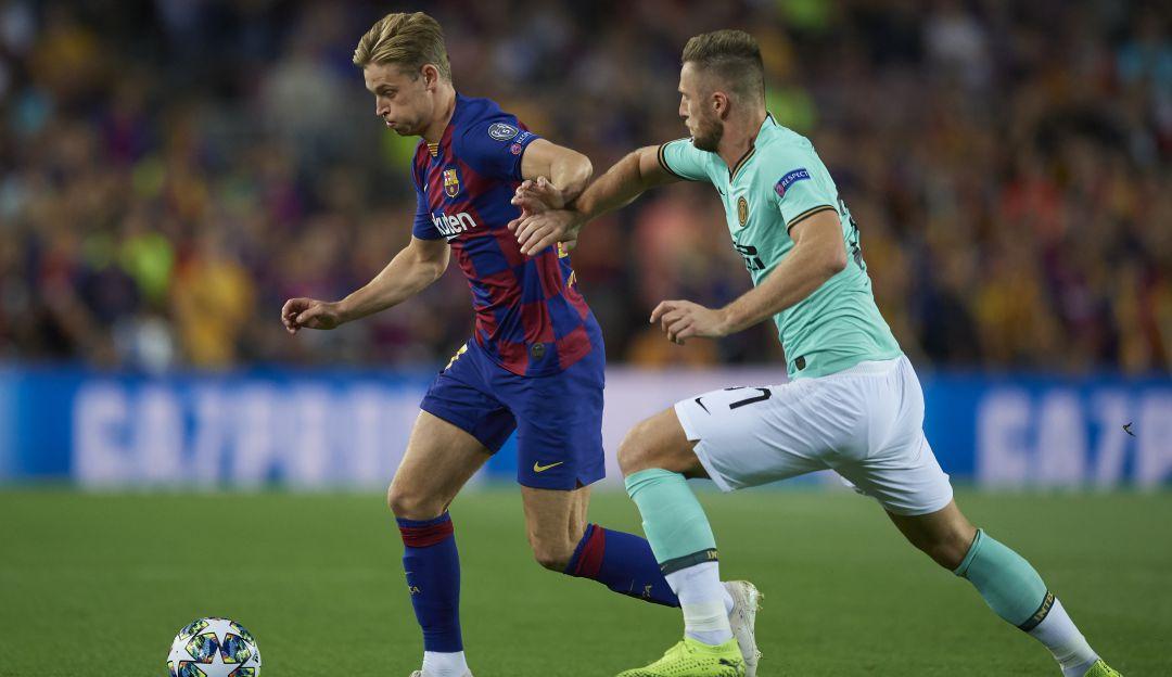 UEFA Champions League Inter Milán vs FC Barcelona Leo Messi: Barcelona visita a un Inter que se juega la vida en la Champions | Deportes  | Caracol Radio