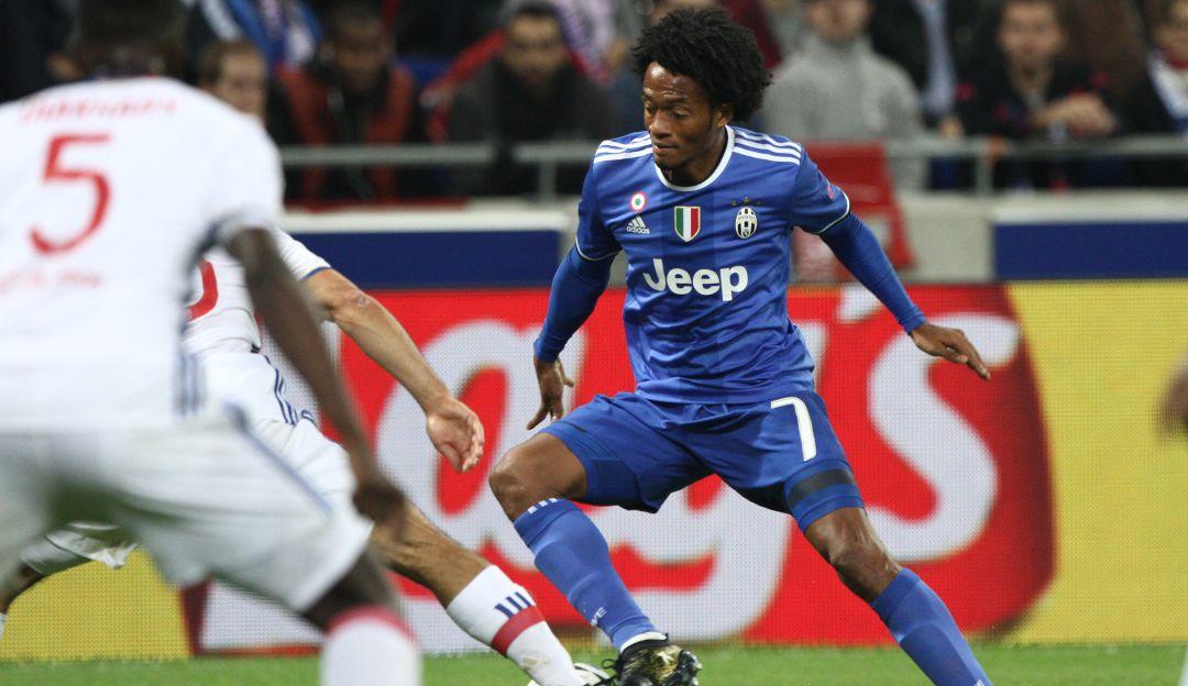 Champions League sorte octavos de final Juventus: Cuadrado y un golazo al Olympique Lyon en Champions en el 2016 | Deportes  | Caracol Radio