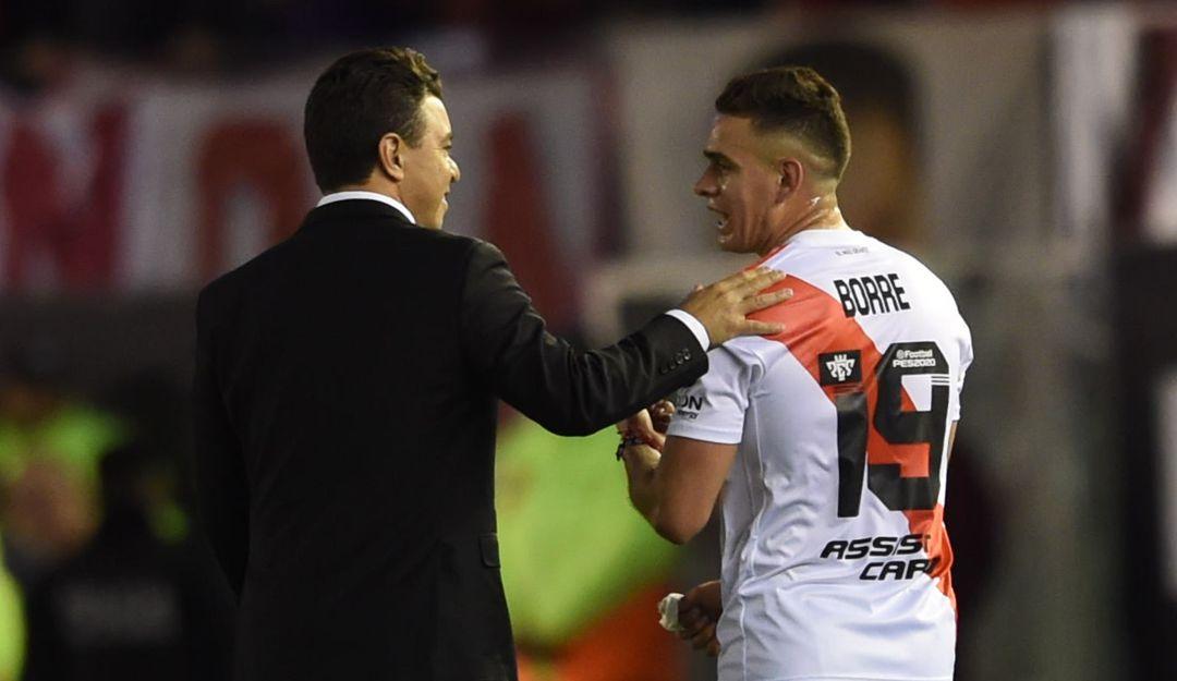 River Plate Marcelo Gallardo vs Rafael Santos Borré Copa Argentina ...