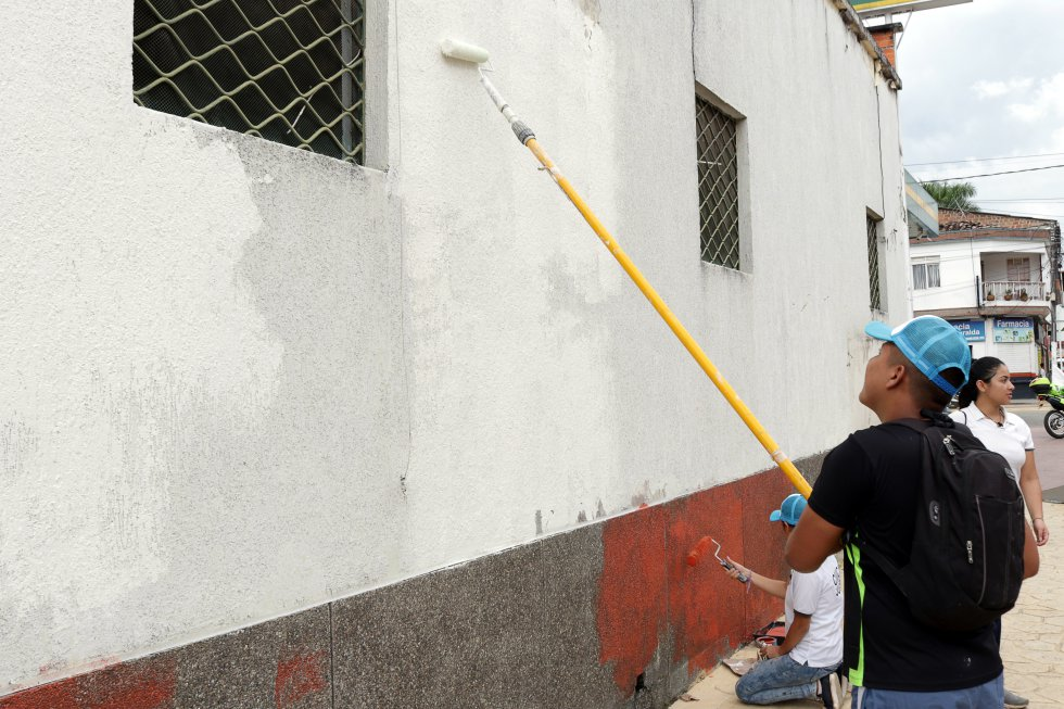 Risaralda desarrolla la iniciativa 'Pueblos con encanto': [En fotos] La iniciativa de Risaralda que embellece 11 municipios