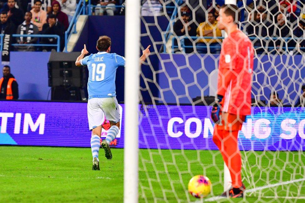Supercopa Italia Juventus 1-3 Lazio Cristiano ronaldo Serie A TIM: Las mejores imágenes del título de la Lazio ante la Juventus