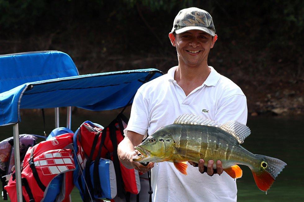 La pesca deportiva se ha convertido un atractivo turístico en Norcasia: [En fotos] La pesca deportiva, un atractivo de Norcasia