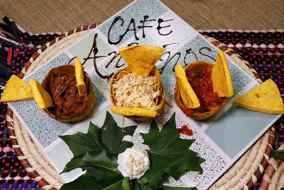 Quindio presenta innovación en gastronomía: [En fotos] Quindio rescata los sabores ancestrales de su gastronomía