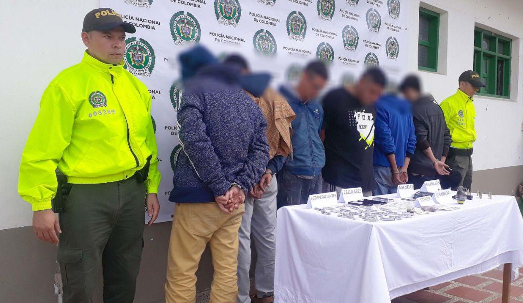 Encarcelados Presuntos Asesinos Masacre Santa Rosa De Osos A La Carcel Responsables De La Masacre De Santa Rosa De Osos Medellin Caracol Radio