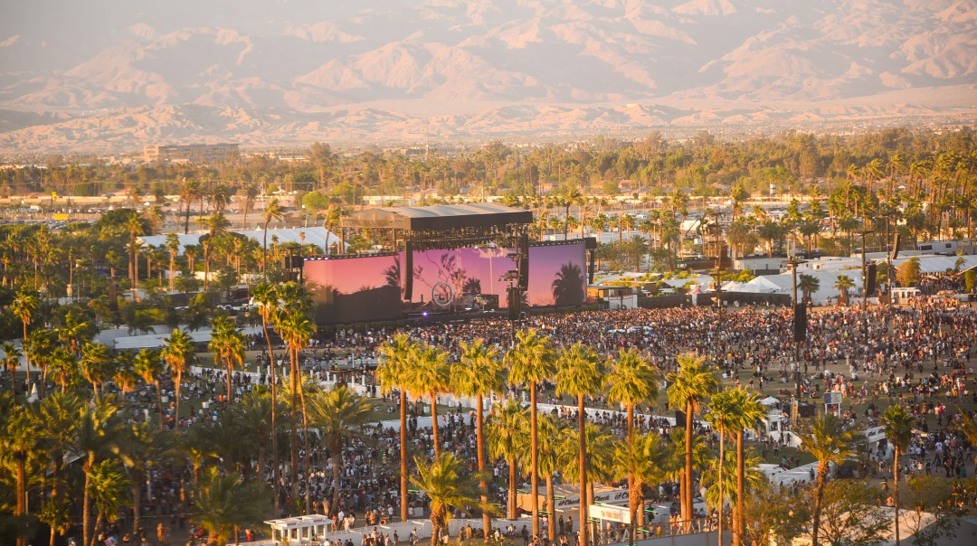 ¡Para la historia! Coachella tendrá su propio documental
