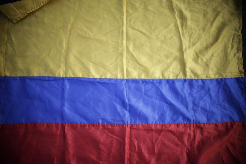 Colombianos marchan por un mejor país