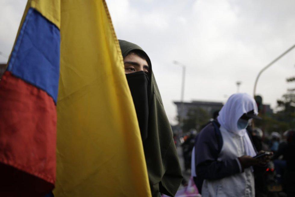 La bandera que acompaña a un país