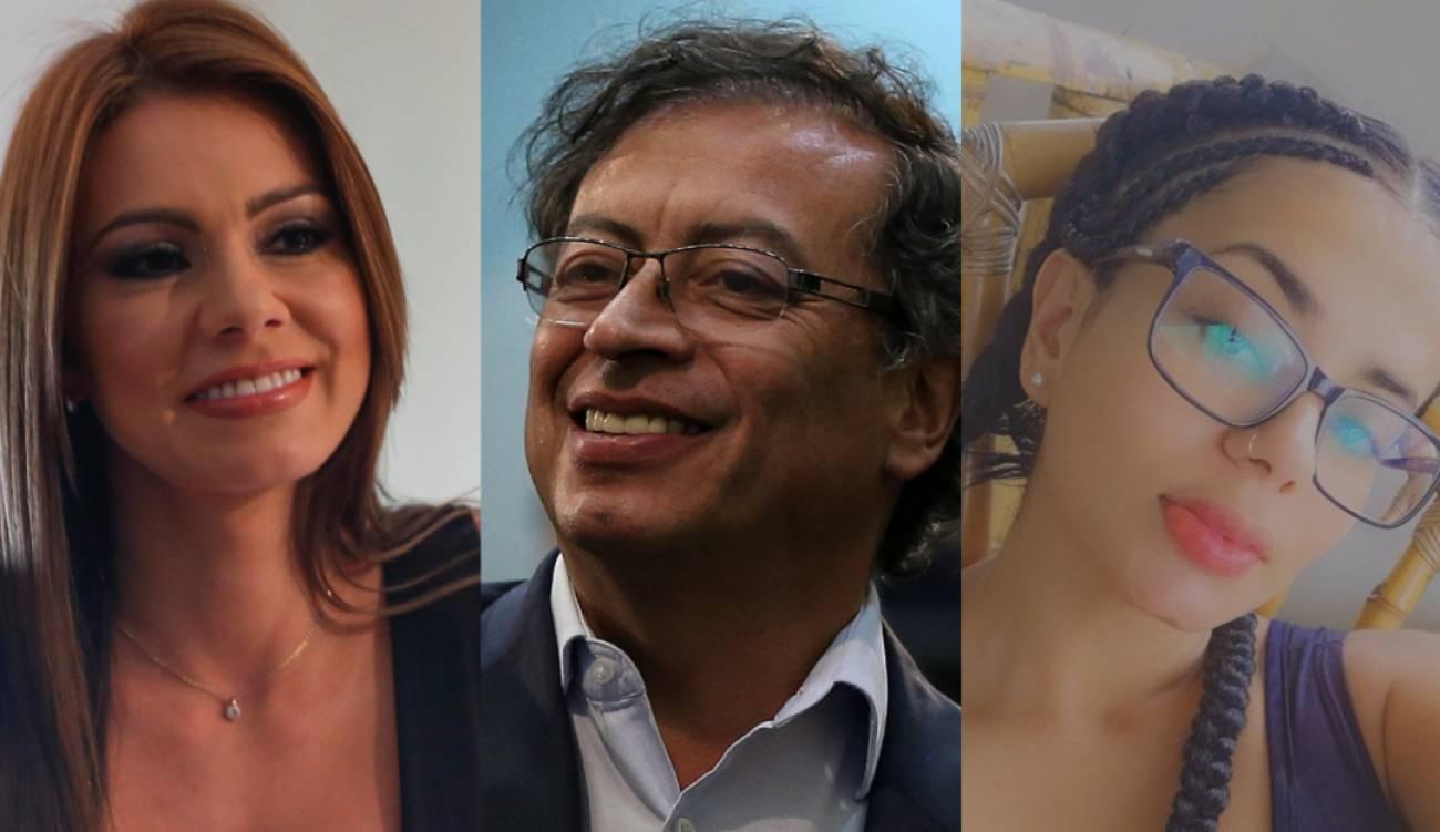 Actriz Porno Multa esperanza gómez políticos: ¿un trío? otra actriz porno