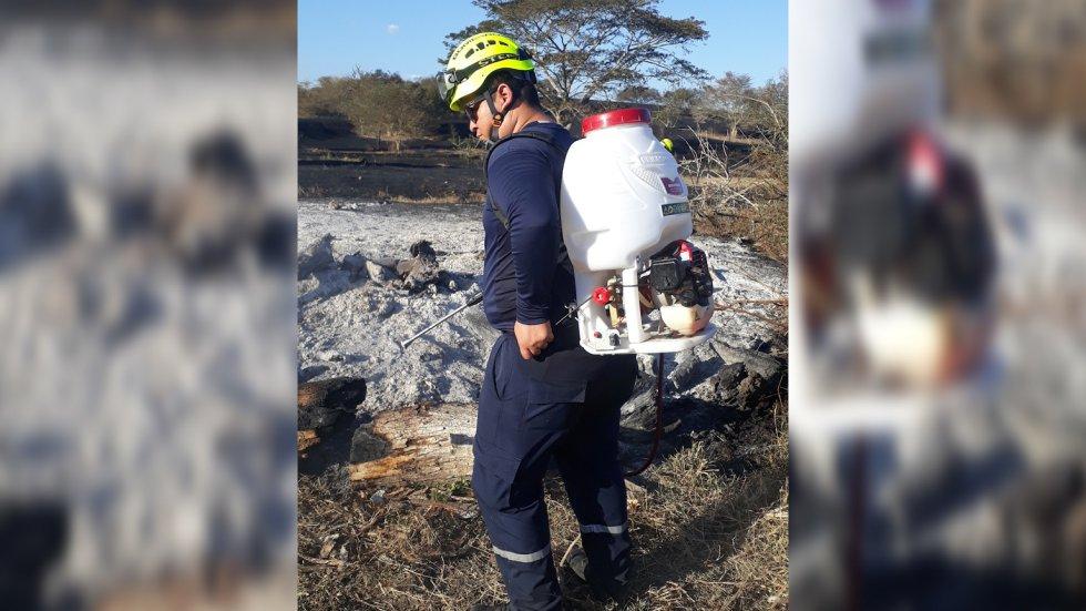 Evitar los incendios forestares es prioridad en Ovejas, Sucre: Evitar los incendios forestares es prioridad en Ovejas, Sucre
