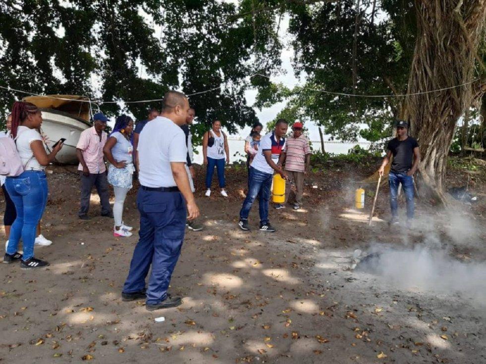 En Tumaco, Nariño, están listos para la temporada seca: En Tumaco, Nariño, están listos para la temporada seca