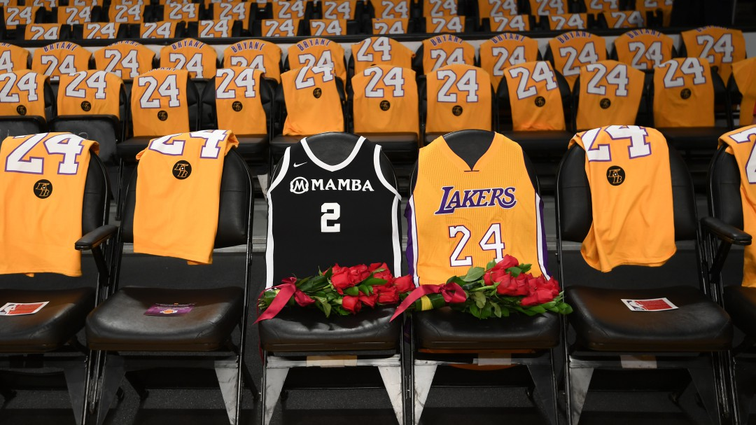 El emotivo video de Los Angeles Lakers en homenaje a Kobe Bryant
