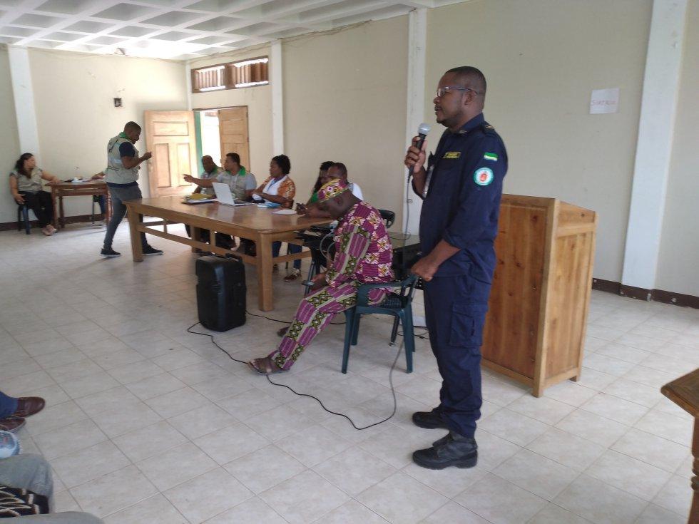 En fotos: capacitación de los bomberos de Unguía, Chocó: En fotos: capacitación de los bomberos de Unguía, Chocó