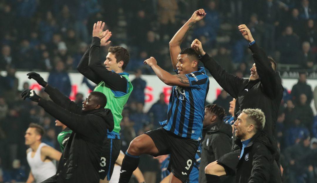 Atalanta Vs. Roma Serie A: Atalanta, remontó ante Roma y ...