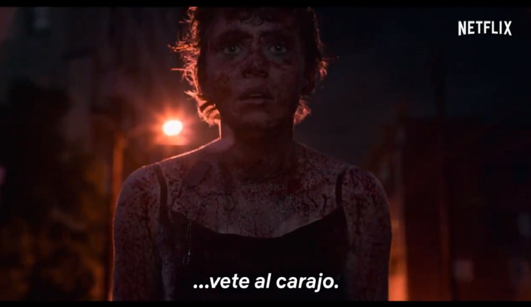 .¿Qué pasa cuando Stranger Things y The end of the F**ing World se unen?.