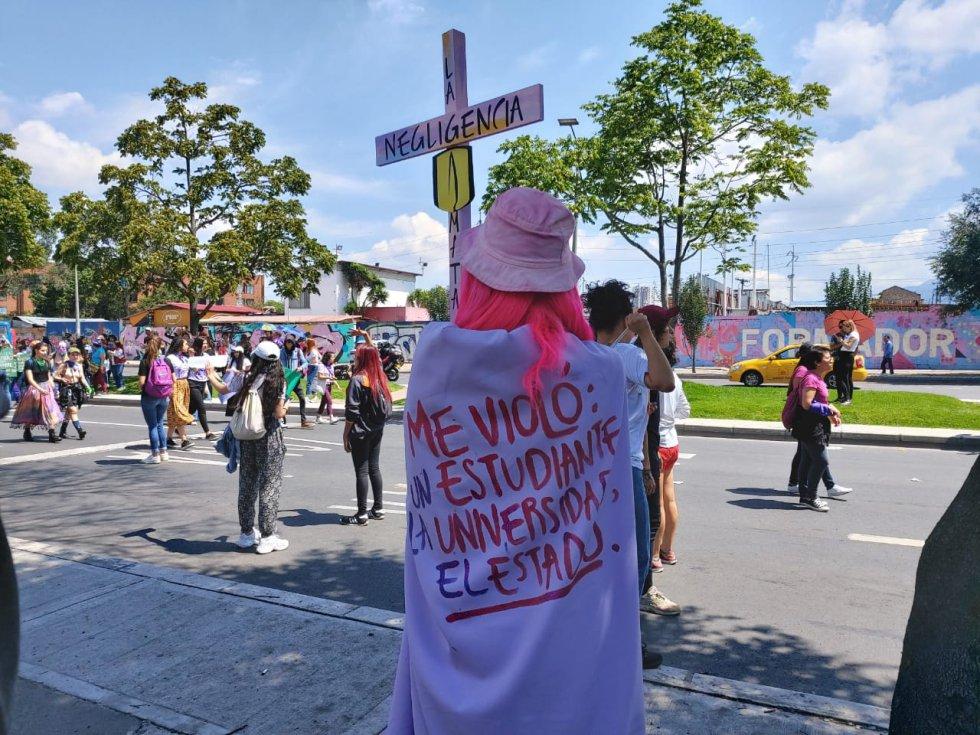 Las mujeres marchan por sus derechos