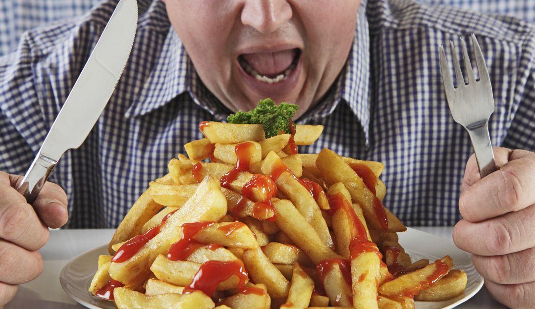 Dieta baja en carbohidratos sin azúcar durante 10 días