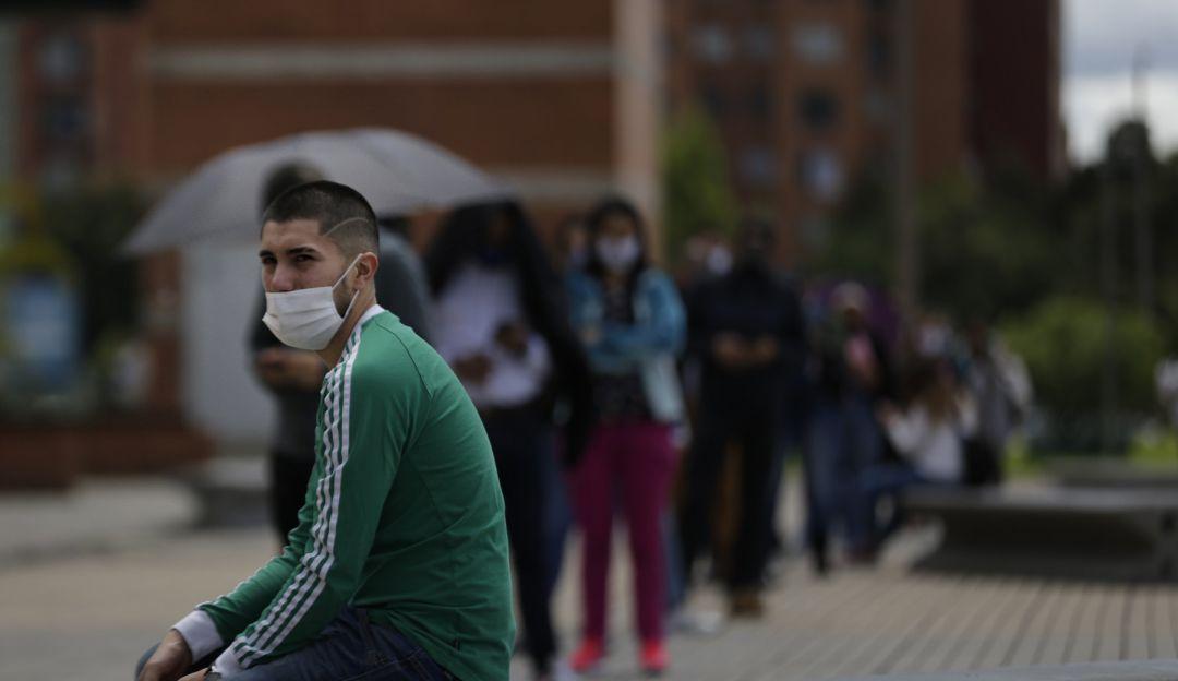 Coronavirus Colombia: Van 109.505 contagios, 3.777 muertes y 45.334 recuperados