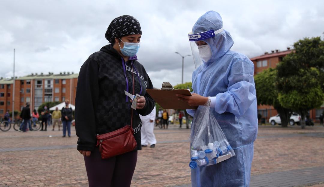 Coronavirus Colombia: Van 124.494 casos, 4.359 muertes y 51.861 recuperados