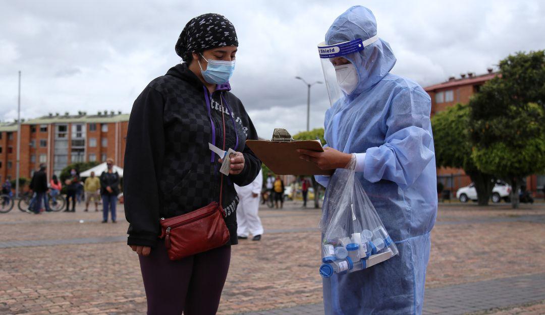 Cifras coronavirus en Colombia: Coronavirus en Colombia: 248.976 contagiados y 8.525 fallecidos