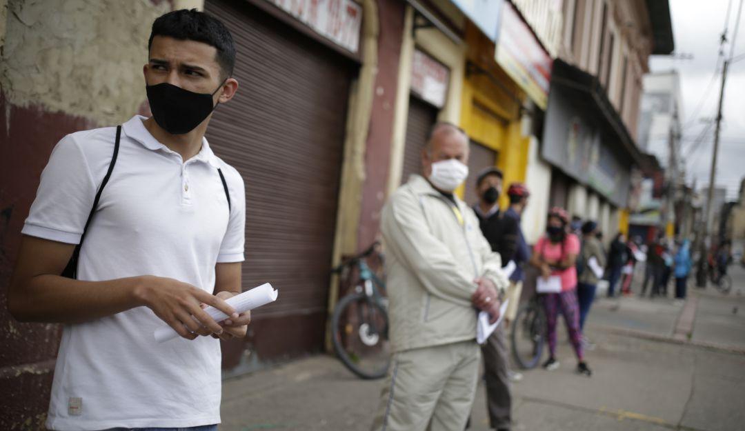Cifras Coronavirus: Coronavirus en Colombia: 10.611 casos nuevos y 302 fallecidos
