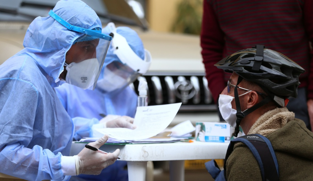 Coronavirus en Colombia: Cifras coronavirus en Colombia: 8.328 casos nuevos y 275 muertos
