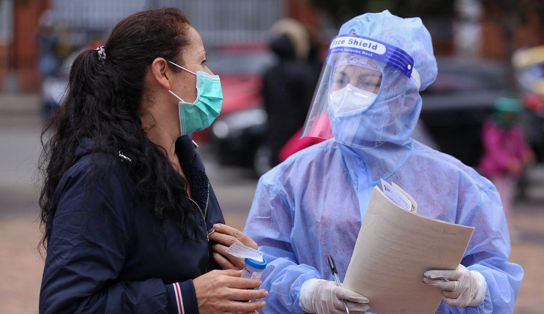 Coronavirus en Colombia: Coronavirus en Colombia: 8.044 nuevos casos y 348 fallecidos