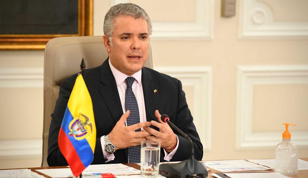 Imagen de Iván Duque en Colombia: Se recupera la imagen favorable del presidente  Duque | 6AM Hoy por Hoy | Caracol Radio