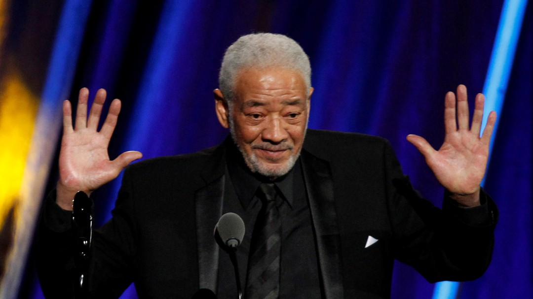 "Muere Bill Withers, figura del soul de ""Ain't No Sunshine"" y ""Lean on Me"""