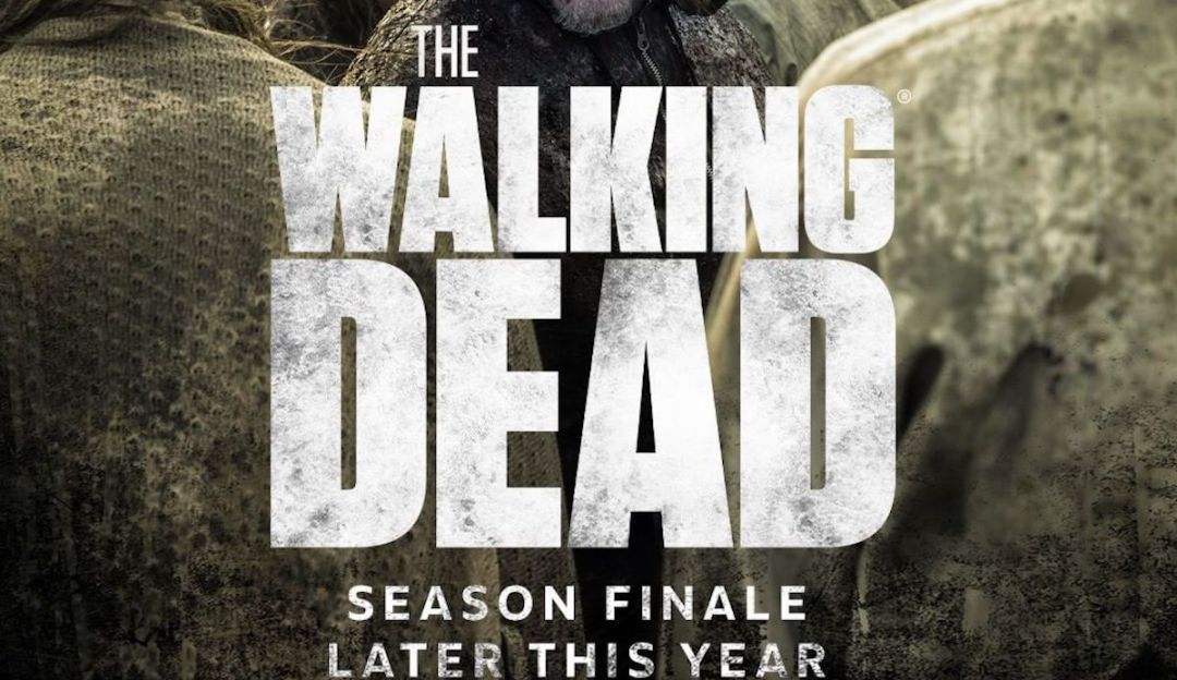 "The Walking Dead: Por coronavirus se pospone el final de ""The Walking Dead"""