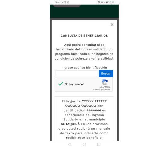 Noticias Colombia: DPN responde a denuncias de Ingreso solidario: DPN responde a denuncias en la plataforma de 'Ingreso solidario'