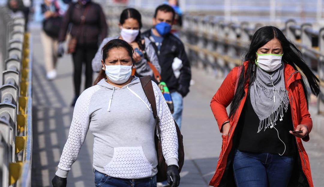 Coronavirus en Colombia: Más de 10.000 nuevos casos de coronavirus en Colombia