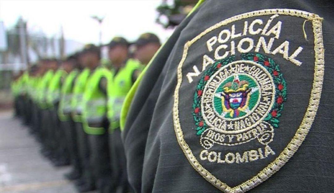 Hasta droga vendió policía que se infiltró en red de narcos en Bogotá