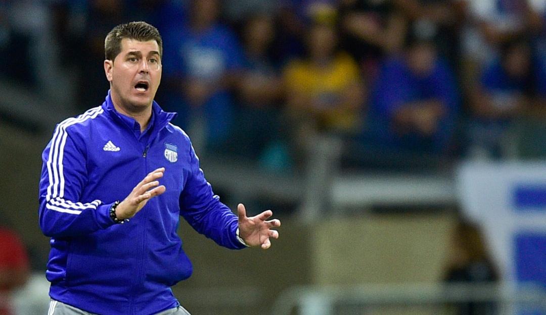 Según Rescalvo Emelec no mostró su estilo de juego por este motivo | ECUAGOL
