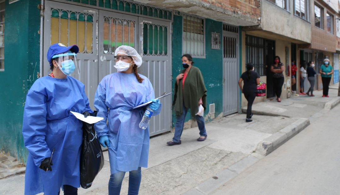 Bogotá alerta naranja cuarentena sectores: Bogotá declara alerta naranja y cuarentena por sectores | Bogotá  | Caracol Radio