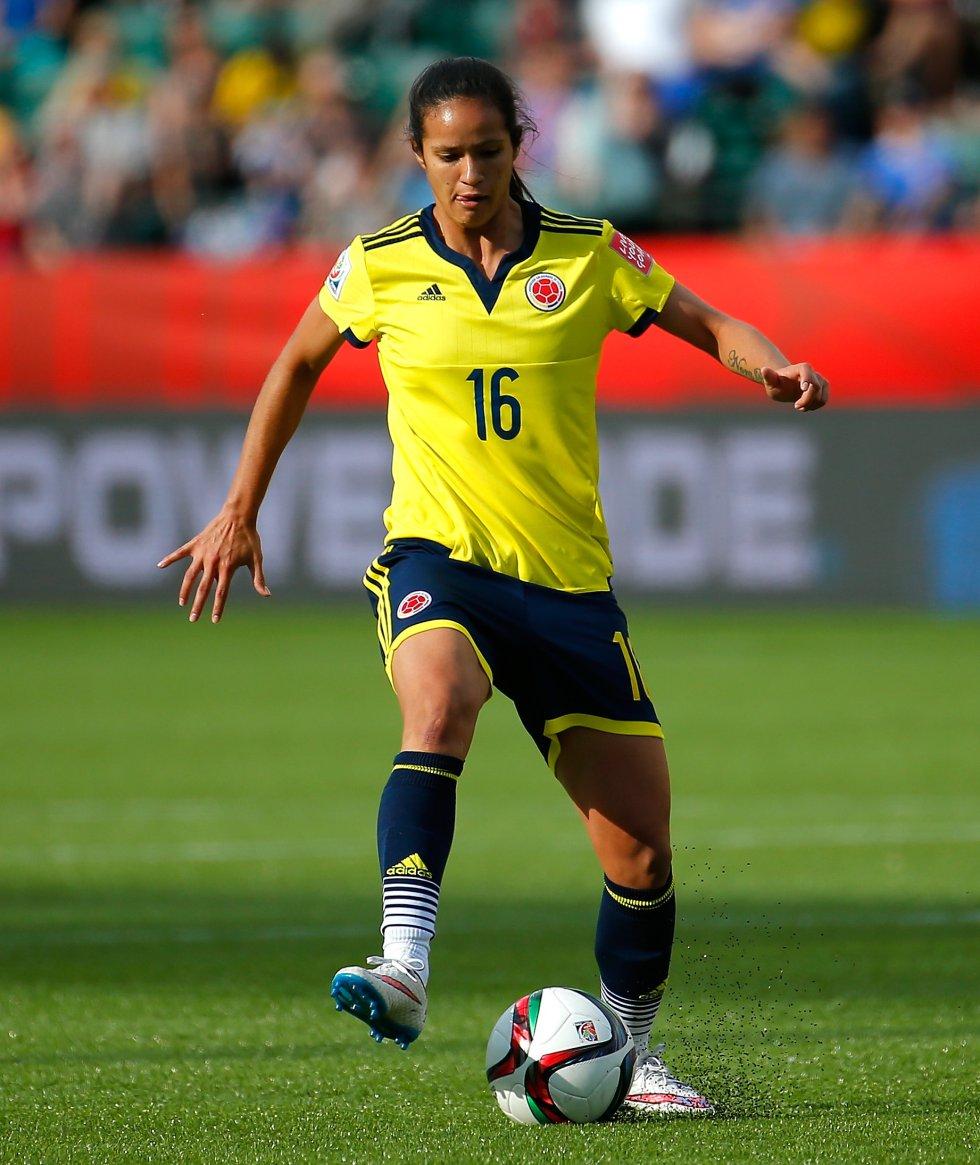 En la Copa Mundial Femenina Sub 20 de 2010, esrtuvo nominada al Balón de Oro del torneo. Adicionalmente, participó con la 'Tricolor' en el Mundial 2011 y los Olímpicos de Londres 2012 y se llevó la medalla de oro en los Panamericanos 2019.
