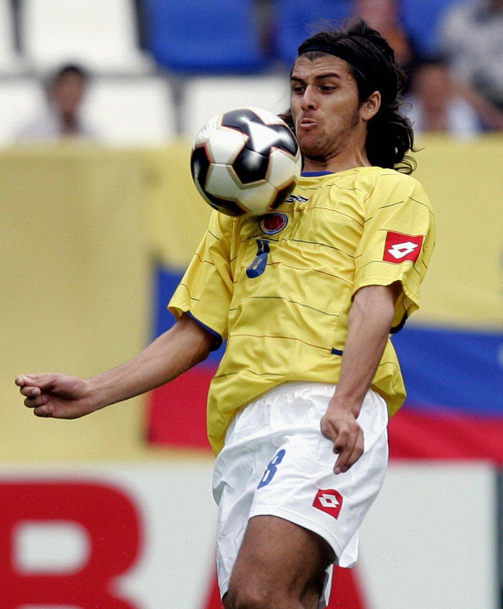 No pudo afianzarse en el equipo de la 'Banda Cruzada'. Llegó a mitad del 2006 y a los seis meses se despidió, dejando consigo tan solo 3 partidos y un gol.