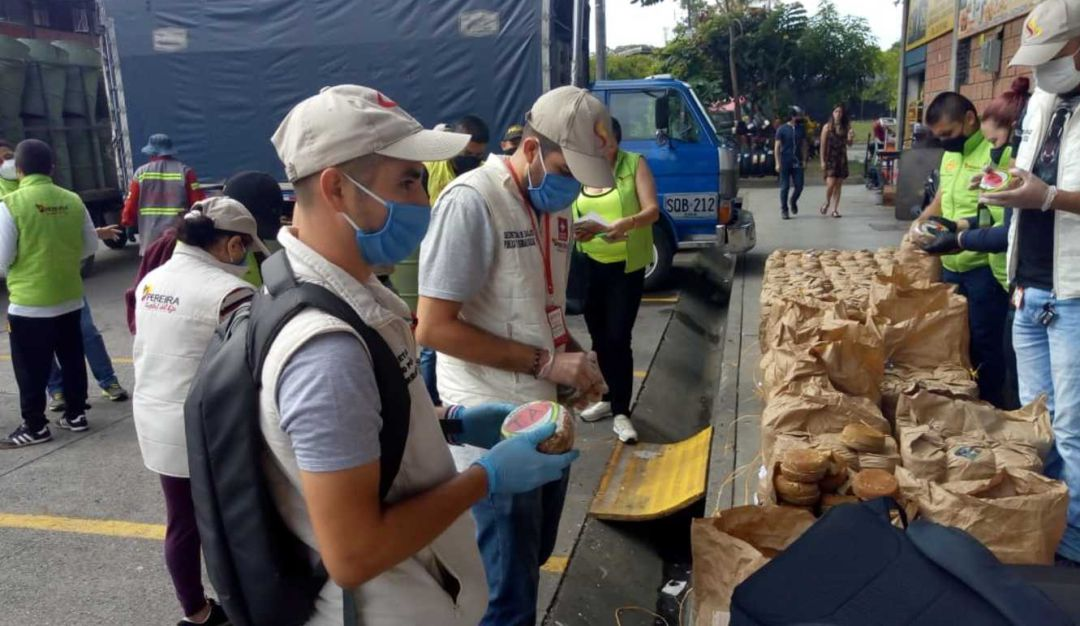 M U00e1s De Dos Mil Atados De Panela Destruidos En Pereira M U00e1s