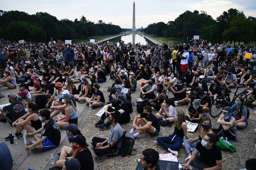 Protestas en contra del racismo